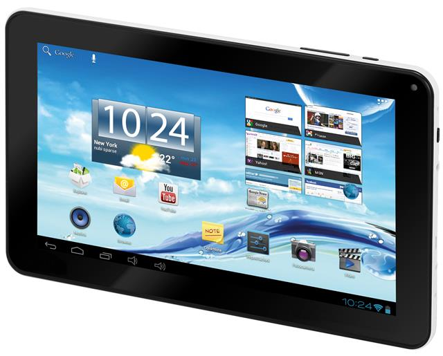 "TAB 9 C4 - TABLET PC 9"" WI-FI ANDROID 4.0"